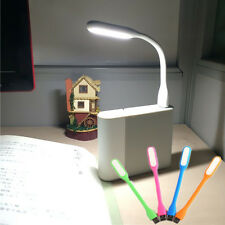 New LED USB Light lamp Flexible Ultra Bright For Notebook PC Laptop Reading AHY