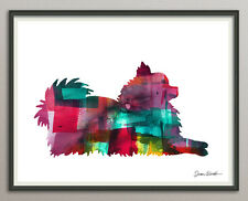 pomeranian 2 pomeranian Dog dog Dog All Sizes - Print Art print poster