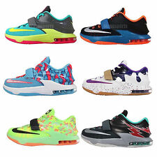 Nike KD VII 7 GS Boys Girls Youth Air Max Kevin Durant Basketball Shoes Pick 1