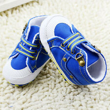 Toddler baby fashion boy baby shoes crib shoes size 0-6 6-12 12-18 months