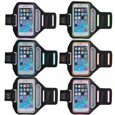 Jogging Running GYM Sport Armband Holder Arm Strap Pouch Case for iphone 6 6s