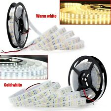Waterproof 5M 5050SMD 600LED Strip Light Lamp DC12V Cool / Warm White  Fine