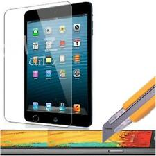 Tempered Glass Screen Protector for Apple iPad Mini 4 3 2 Air 1 2 + Yellow Pen