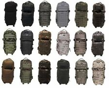 20L US ASSAULT MOLLE camouflage Army Backpack german BW - 18 Colors