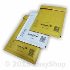 White Sealed Air Mail Lite Padded Envelopes,Post Mail Bags, Bubble Wrap Lined