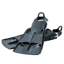 Hollis F2 Scuba Diving and Snorkeling Fins with Spring Straps Great Travel Fin