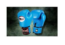 MUAY THAI KICK BOXING GLOVES TWINS SPECIAL MMA 8 10 12 14 16 18 OZ BGVL-3 LIGHT
