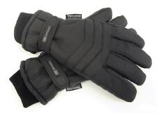 MENS BOYS THINSULATE THERMAL PADDED LINED SKI GLOVES SNOW PALM GRIP WINTER WARM