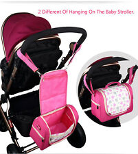 Shipping Free Baby Nappy Diaper Changing Bag Stroller Bag Messenger Mommy Bag