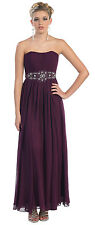 TheDressOutlet Long Evening Plus Size Formal Gown Prom Dress