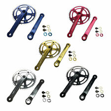 OLD SCHOOL BMX 3 PIECE CRANK BY OLD SCHOOL BMX VARIOUS COLOURS