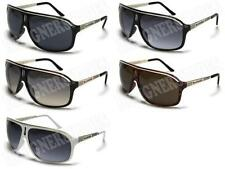 BIOHAZARD CELEBRITY DESIGNER MENS WOMENS BOYS AVIATOR TURBO SUNGLASSES BZ63 NEW