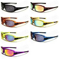 XLOOP DESIGNER SUNGLASSES SPORTS GOLF CYCLING RUNNING WRAP MENS XL574