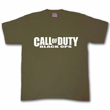 Call of Duty black ops clan T-shirt add your gamer tag