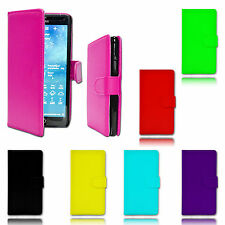 Magnetic Wallet Flip Book Holder Leather Pu Case Cover For Samsung Galaxy S5