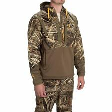 Browning Dirty Bird Timber Soft Shell Pullover Jacket Hoodie Max5 Camo M/L/XL/2X
