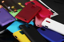 For Samsung Galaxy S2 Skyrocket i727 i9210 E110s Snap On Matte hard case cover