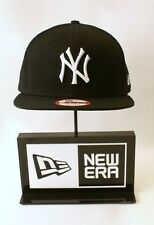 New Era 9FIFTY new York Yankees Black Hat White Logo Snapback hat Baseball Cap