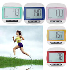 Waterproof LCD Run Step Pedometer Walking distance Calorie Counter Excellent