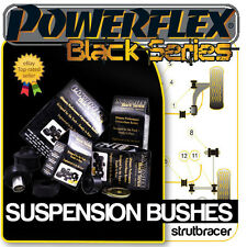 Volvo S60 AWD 2002 ALL POWERFLEX BLACK SERIES MOTORSPORT SUSPENSION BUSHES