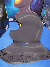 Henderson Aqua Lock Bibbed Hood 7/5mm Scuba Diving Wetsuit Hood