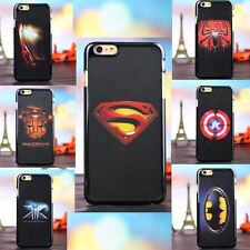 CC Hard Back Hero Slim Phone Skin Case Cover For Apple iPhone 4s 5s 6 Plus 009