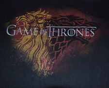 Game of Thrones Logo Style T-Shirt  Officially Licensed Adult Men's Tee