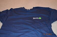 VINTAGE ZENITH DATA SYSTEMS T-SHIRT - NEW - LARGE