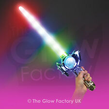 Wholesale Light Up Flashing Space Sword Neon Lazer LED Glow