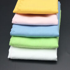 5pcs Microfiber Guitar Piano Wind Instrument Wipe Polishing Cleaning Cloth Color