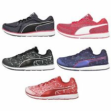 Puma Narita V3 Knit / Fracture Wns Womens Running Shoes Sneakers Trainers Pick 1