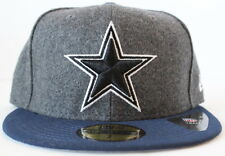 NFL Dallas Cowboys New Era Shader Melt 59FIFTY Adult Fitted Hat Gray/Navy