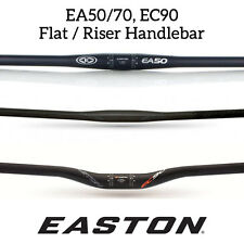 Easton EA50 XC EA70 EC90 SL Flat Riser Alloy Carbon Handlebar 31.8 580 685 720mm