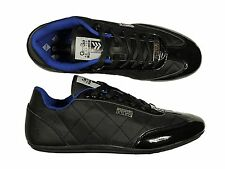 MENS BOYS KIDS TRAINERS GIOGOI LACE-UP TRAINERS IN BLACK COLOUR  3 - 12