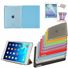 BESDATA Smart Stand Magnetic Slim PU Leather Case Cover For Apple iPad 4 3 2