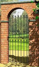 GARDEN METAL GALVANISED GATE -Hebdon Spear Top Tall Gate and/or Posts ~