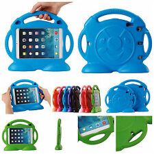 Kids Safe Soft Foam Apple iPad Case Rubber FreeStand Anti-Drop/Shock/Water Skin