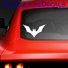 Batman Beyond Vinyl Decal, Car Window Decal