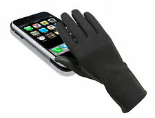 Touch Screen Pilot Nomex Fire Resistant Flight Flyers Gloves Black