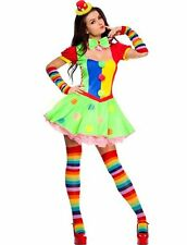 Music Legs  Big Top Babe Adult Costume 4.PC Hat Bow Tie And Thigh Hi 70471