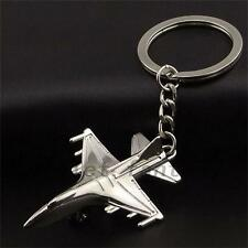 The Key To The Plane Key Chain Fighter Aircraft Key Pendant Aviation Small Gift
