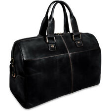 Jack Georges Voyager Collection Leather Cabin Bag
