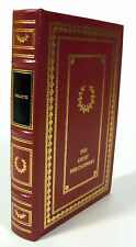 The Great Philosophers, Rene Descartes  - Easton Press - Leather
