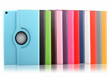 For Apple iPad Air/Air2 360 Rotating PU Leather Ultra Smart Case Cover Stand