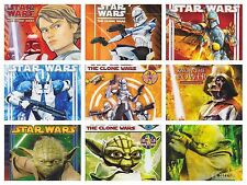 Star Wars & Star Wars Clone Wars Assorted Coloring Activity Book 1ct Party Favor