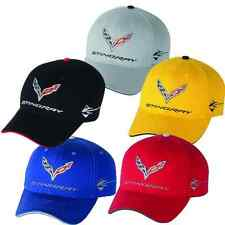 2014 Chevrolet C7 Stingray Corvette Sandwich Bill Hat Baseball Cap