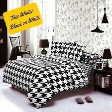 Black And White Bedding Set Bedding For Good Nights Rest