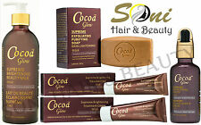 Cocoa Glow Supreme Brightening Beauty Products, Cocoa Butter & Tamarind Seed