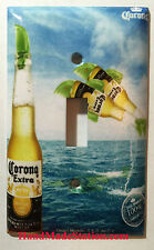Corona Extra Bottle Beer Logo Sign Light Switch Power Outlet Cover Plate