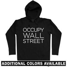 Occupy Wall Street Hoodie - 99 Percent Inside Job Corruption NYC NYSE  Men S-3XL